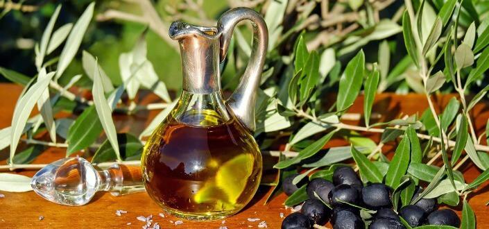 Paleo Food List - Oils