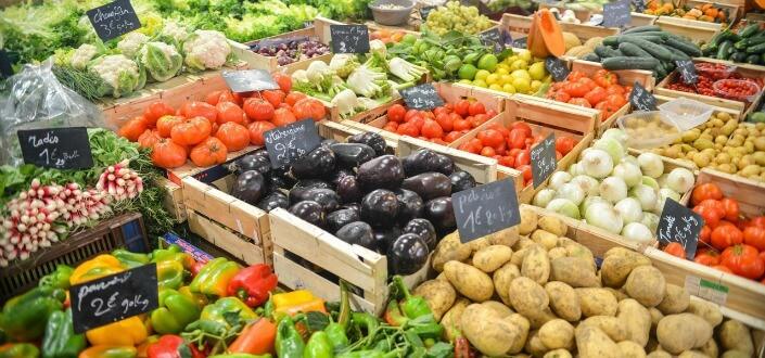 Paleo Food List - Vegetables