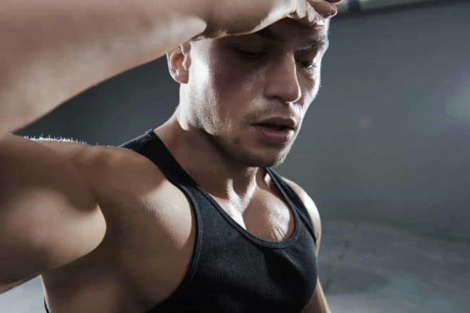 Excessive Sweating and How to Control It - Main