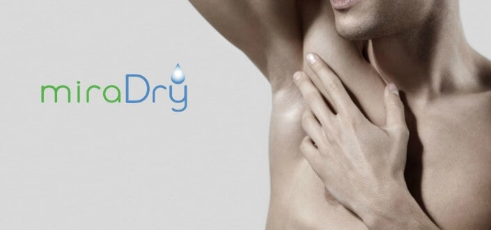 Excessive Sweating and How to Control It - Miradry