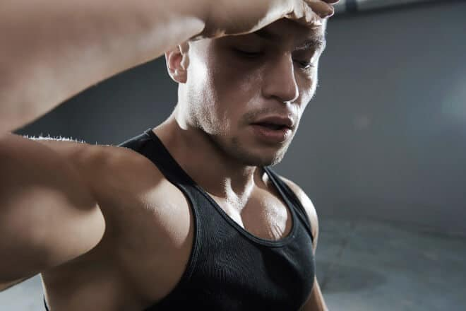 Excessive Sweating and How to Control It - Post