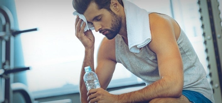 Excessive Sweating and How to Control It - Why Do You Sweat