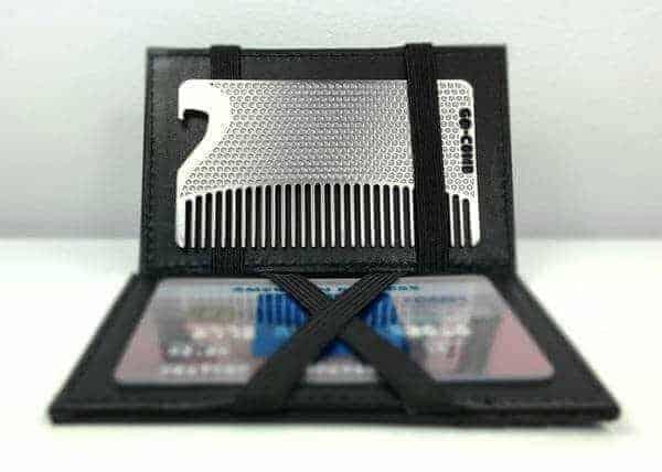 Go Comb – Wallet Comb + Bottle Opener 1