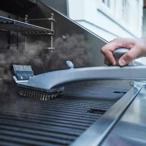 Grill Daddy Pro Grill Brush 3
