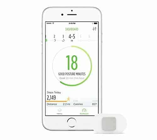 Lumo Lift Posture Coach and Activity Tracker 1