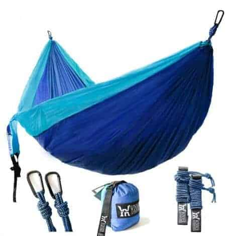 Winner Outfitters Double Camping Hammock 1