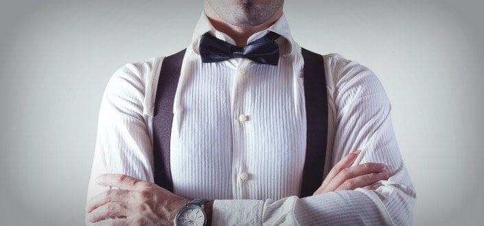 style rules - suspenders