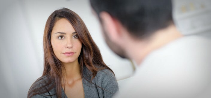 Signs Your Girlfriend is Cheating - She's looking for reasons to complain