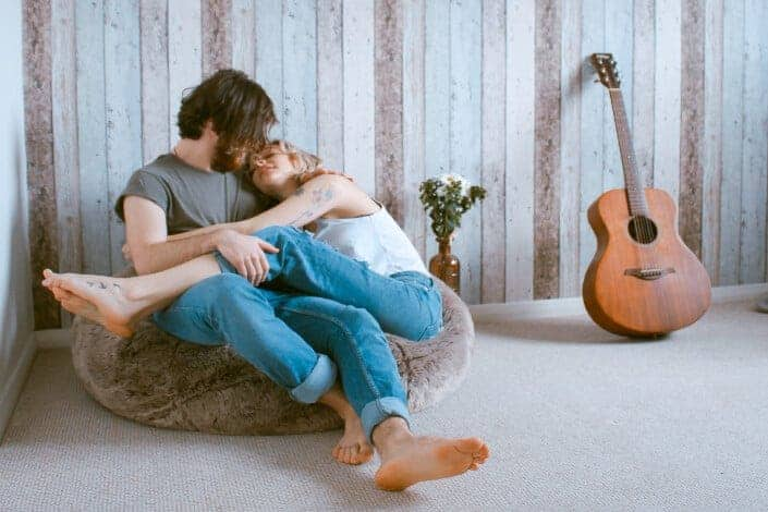 "Conversation Starters for Couples - What kind of physical touch best says ""I love you"" to you 1"