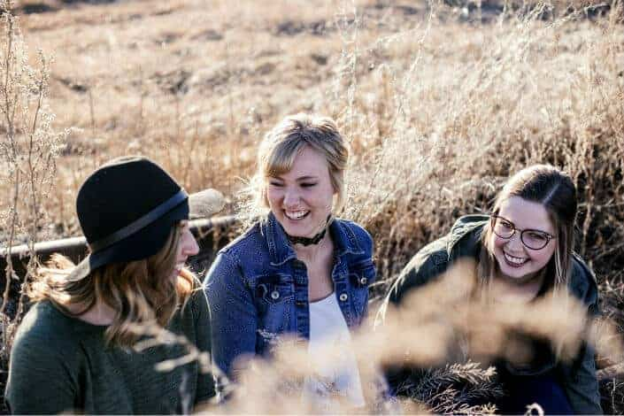 Questions To Ask A Girl - Among your friends or family, what are you known for