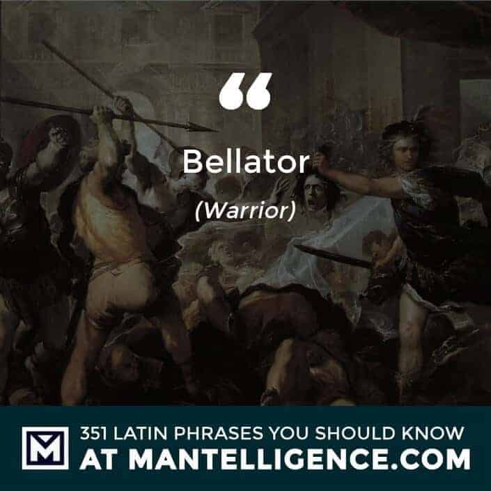 Bellator - Warrior