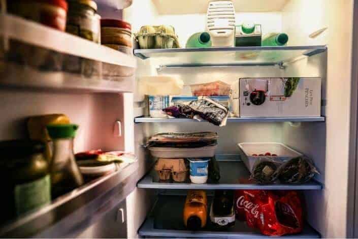 Conversation Topics - What is the oldest thing in your refrigerator