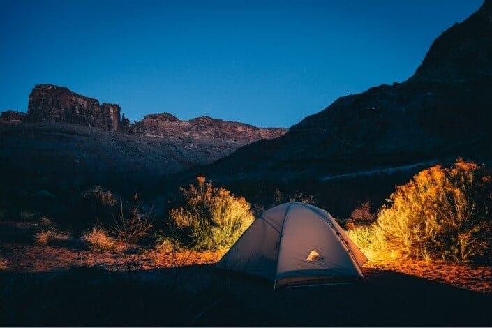 Interesting Conversation Topics - Hotel or Tent