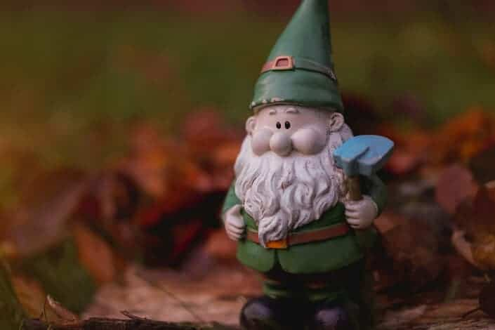 funny questions to ask-_What do you think of garden gnomes__