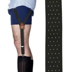 Christmas Gift Guide - KK&JAY Shirttail Garters