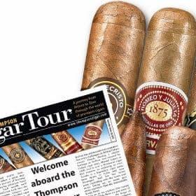 Cigar Tour Sampler Of The Month Club