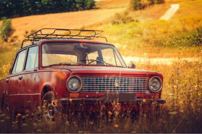 Restauration de voitures classiques