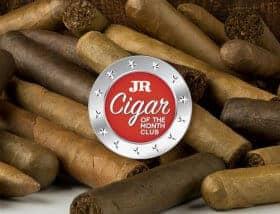 JR Cigar's Cigar Of The Month Club