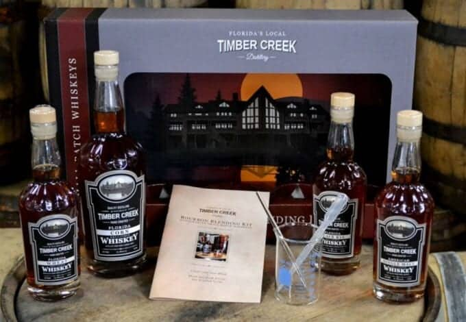 Timber Creek Whiskey Kit 1