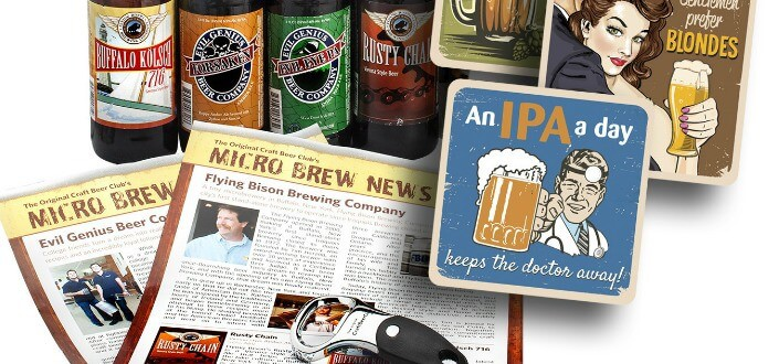 craft beer club review - Free gifts