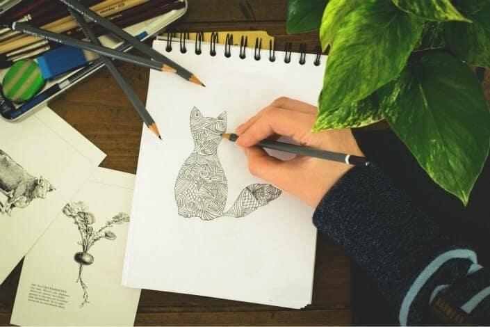 list of hobbies - Drawing