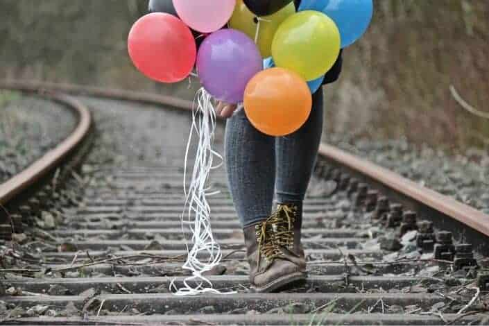 list of hobbies - balloon twisting