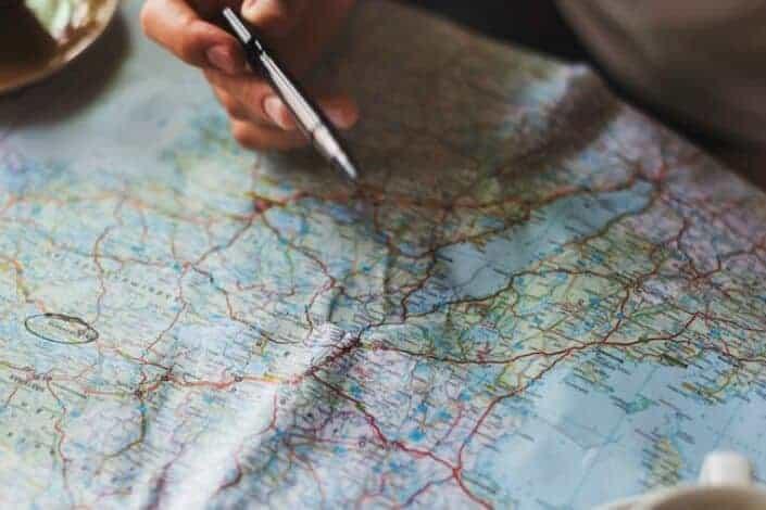 list of hobbies - travelling