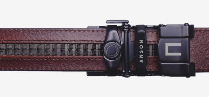 5 Reasons Why You Should Ask for a Holeless Belt this Christmas - Reason #1 Micro Adjustability = A Longer-Lasting Belt