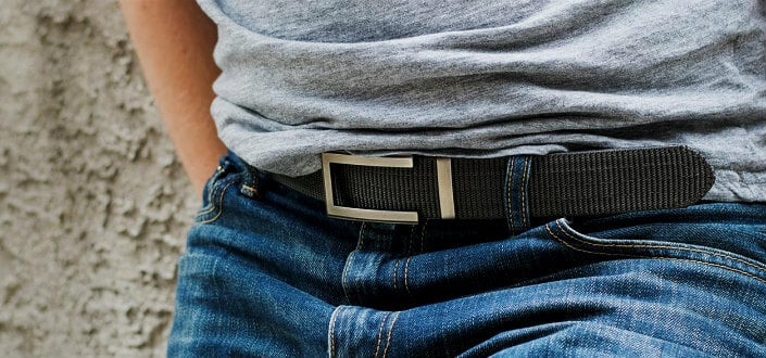 5 Reasons Why You Should Ask for a Holeless Belt this Christmas - Reason #2 Microadjustabilty = A Better Fit