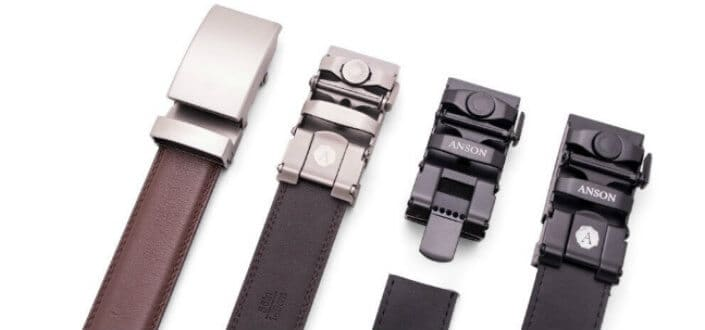 5 Reasons Why You Should Ask for a Holeless Belt this Christmas - Reason #3 Holeless Belts Instantly Give You More Options
