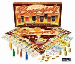 Beer Gifts - Brew-Opoly Monopoly Game by Late For The Sky