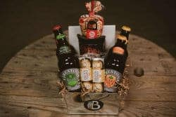 Beer Gifts - Cali Craft Sampler Gift Basket