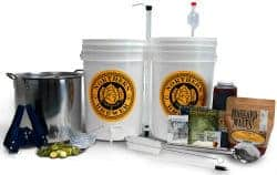 Beer Gifts - Homebrew 5 Gallon Beer Brewing Starter Kit