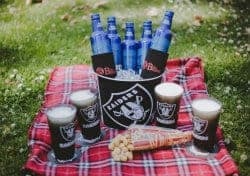 Beer Gifts - NFL Tailgate Bucket of Beer