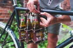 Bicycle Craft Beer Six Pack Carrier