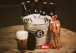 Craft Beer Bucket Gift Basket