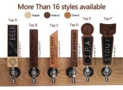 beer gift - Custom Tap Handle