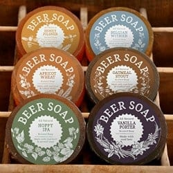 beer gifts - BEER SOAP 6-PACK
