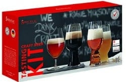 beer gifts - Spiegelau Craft Beer Tasting Kit
