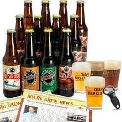 beer gifts - The Craft Beer Club