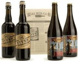 beer gifts - The Rare Beer Club