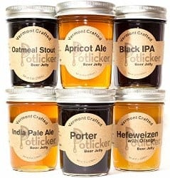 craft beer gifts - Beer Jelly 6 Pack