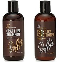 craft beer gifts - CRAFT IPA BEER SHAMPOO & CONDITIONER
