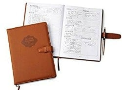 craft beer gifts - Home brew Journal for Craft Beer Homebrewers