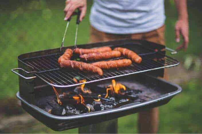 list of hobbies - Grilling