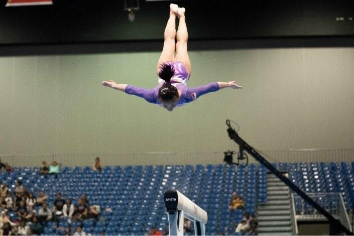 list of hobbies - Gymnastics