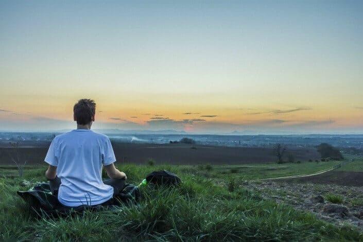 list of hobbies - Meditation