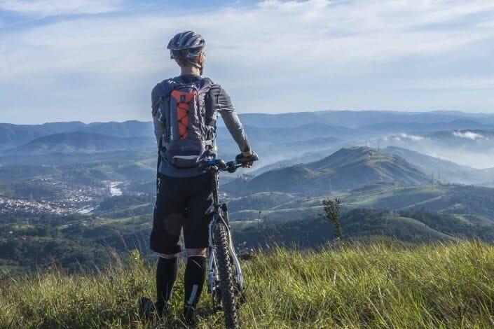 list of hobbies - Mountain Biking