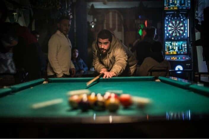 list of hobbies - Playing Pool