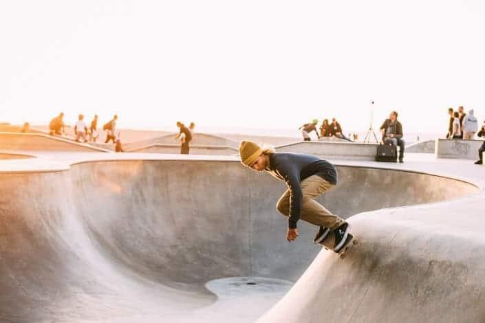 list of hobbies - Skateboarding